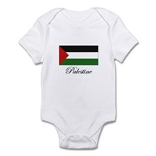 Palestine - Palestinian Flag Infant Bodysuit