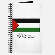 Palestine - Palestinian Flag Journal