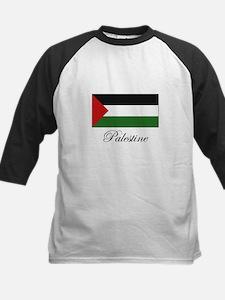 Palestine - Palestinian Flag Kids Baseball Jersey