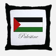 Palestine - Palestinian Flag Throw Pillow