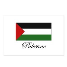 Palestine - Palestinian Flag Postcards (Package of