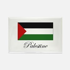 Palestine - Palestinian Flag Rectangle Magnet