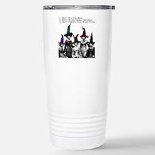 Cute Scary Travel Mug