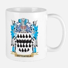 Satterfield Coat of Arms - Family Crest Mugs