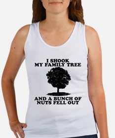 I Shook My Family Tree Tank Top