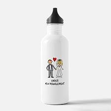 Under New Management - Water Bottle