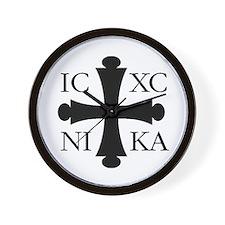 ICXC NIKA Wall Clock