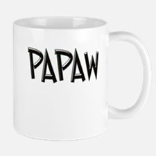 PAPAW CHISEL GB Mugs