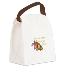 NEVER HAVE JUST ONE Canvas Lunch Bag