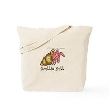SCUTTLE BUTT Tote Bag