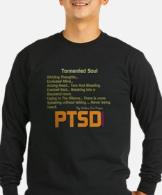 Tormented Soul Long Sleeve T-Shirt