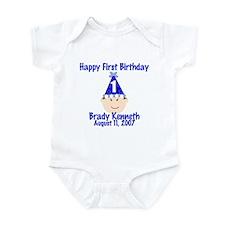 Custom for Cynthia Infant Bodysuit