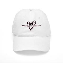 MW Heart Logo Baseball Cap
