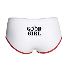 Good Girl Cuffs Women's Boy Brief