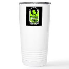 Natural Not Trend (Neon) Travel Mug