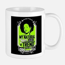 Natural Not Trend (Neon) Mugs