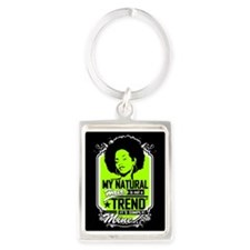 Natural Not Trend (neon) Keychains