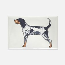 BLUETICK COONHOUND Magnets