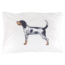 BLUETICK COONHOUND Pillow Case