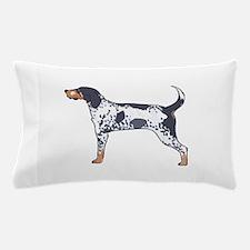 BLUETICK COONHOUND Pillow Case