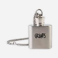 GRAMPS Flask Necklace