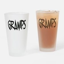 GRAMPS Drinking Glass