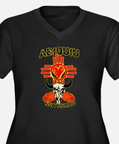 ABIQUIU LOVE Plus Size T-Shirt