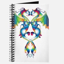 Rainbow Love Dragons Journal