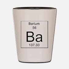 56. Barium Shot Glass