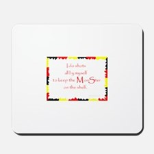 2-MS Monster imprint.bmp Mousepad