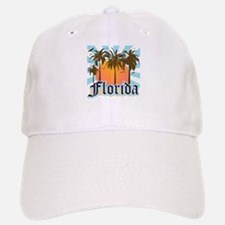 Florida The Sunshine State Baseball Baseball Cap