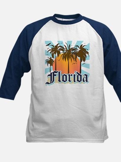 Florida The Sunshine State Baseball Jersey