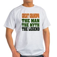 Great Grandpa - The Legend T-Shirt