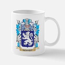Schmidt Coat of Arms - Family Crest Mugs