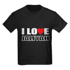 I love Jaliyah T-Shirt