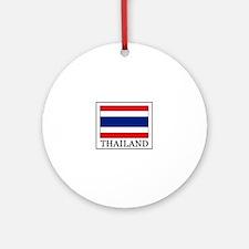 Thailand Ornament (Round)