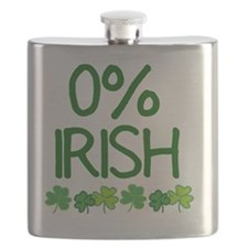 Funny Percent Flask