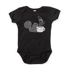 Unique Coffee drinker Baby Bodysuit