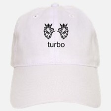 SAAB. Turbo. Born from Jets. Baseball Baseball Baseball Cap