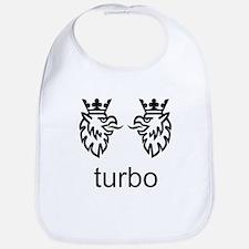 SAAB. Turbo. Born from Jets. Bib
