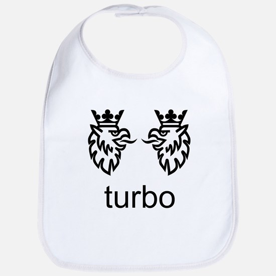 SAAB. Turbo. Born from Jets. Bib