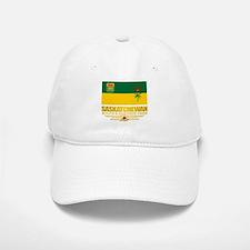 Saskatchewan Flag Baseball Cap