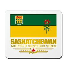 Saskatchewan Flag Mousepad