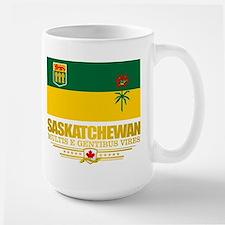 Saskatchewan Flag Mugs