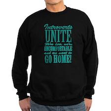 Introverted Introverts Sweatshirt