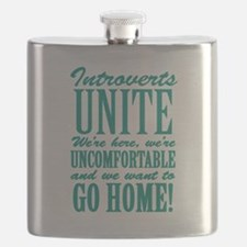 Introverted Introverts Flask
