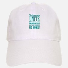 Introverted Introverts Baseball Baseball Cap
