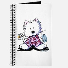 KiniArt Westie OXO Journal