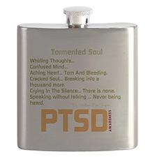 Tormented Soul Flask