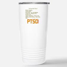 Tormented Soul Travel Mug